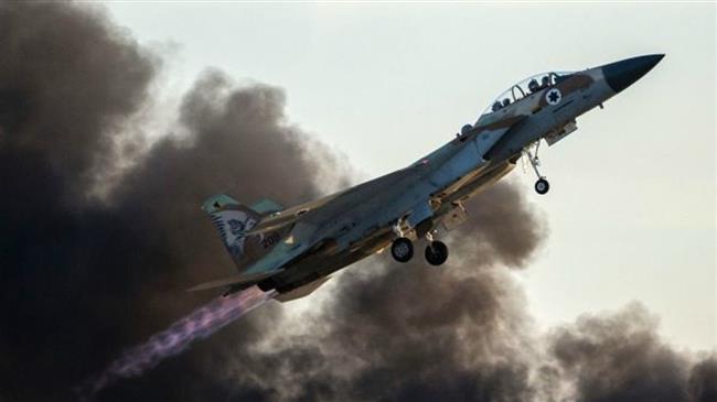 1er F-16 israélien abattu à Riyad?!