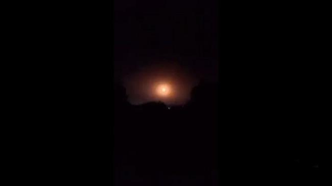 Syrian air defense thwarts Israeli missile attack on Aleppo