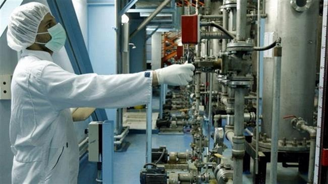 Iran masters technology to enrich stable isotopes: AEOI chief