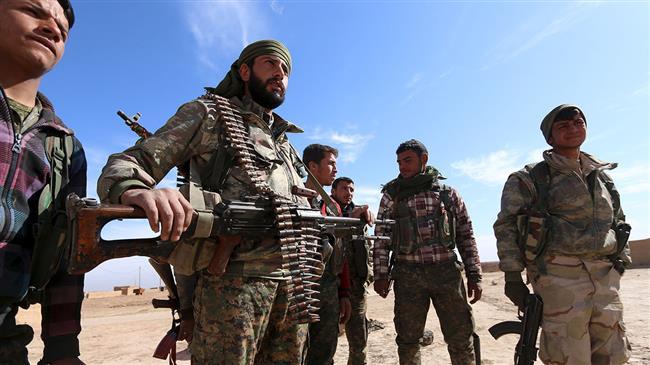 US-backed SDF militants abduct dozens of civilians in Syria's Raqqah