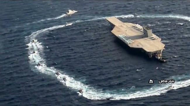 """Le """"Pearl Harbor"""" à l'iranienne!"""
