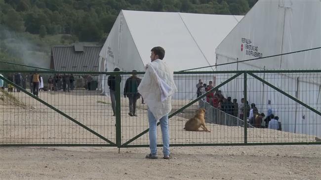 Migrants abandoned in Bosnia as EU rethinks asylum policy