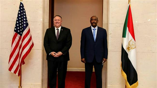 US asks Sudan to normalize ties with Israel in return for coming off terror list