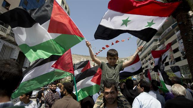 No agreement with Israel that will harm Palestinian cause: Syria