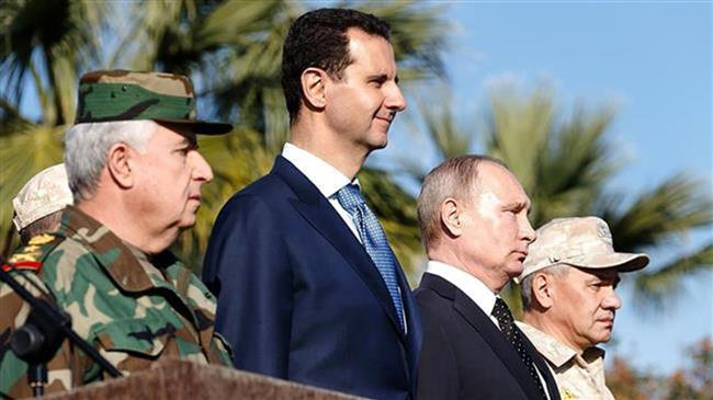 Assad: Russian military presence in Syria important to intl. order