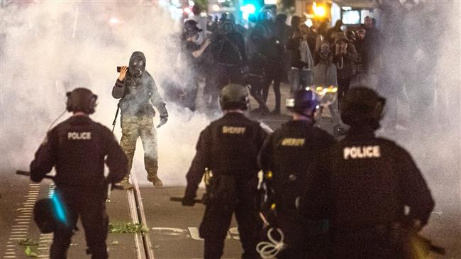 Experts warn of possible severe clash after US election