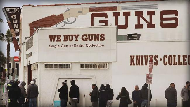Rising gun sales in US amid concerns over social unrest, chaos