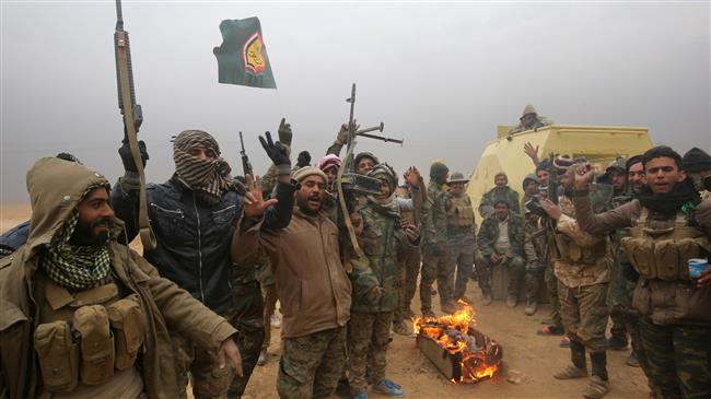 US trying to eradicate Iraqi Hashd Sha'abi by force: Report