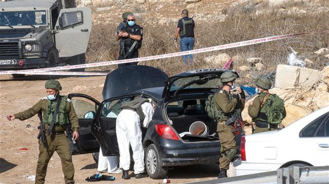 Palestinian shot, detained over alleged stabbing attack in West Bank