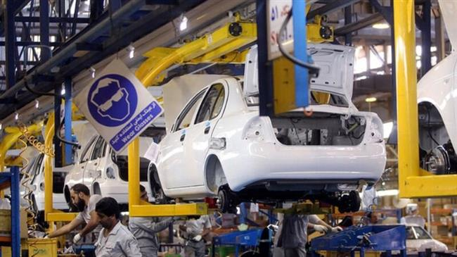 Iran earned $5.7 mln from car exports in last fiscal year: IRICA