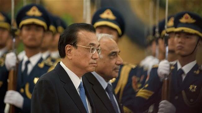 Des militaires chinois en Irak?!