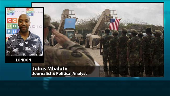 American forces in Somalia unwanted