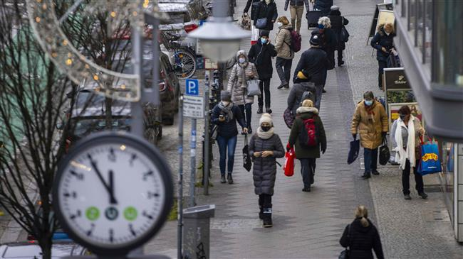 Germany enters partial lockdown to curb 'exponential growth' of virus