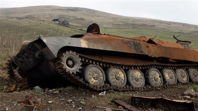 Karabakh violation:Azerbaijan says 4 soldiers killed, threatens to 'destroy' Armenia