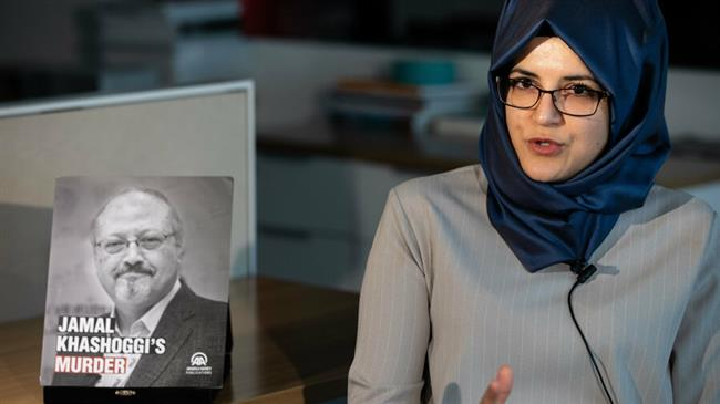 Khashoggi's fiancée urges Biden to release CIA report on murder