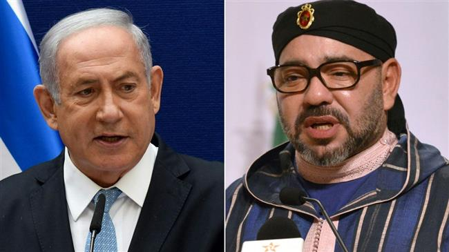 Netanyahu invites Moroccan king to visit Israel after normalization deal