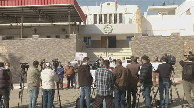 Palestinians in Gaza slam Morocco's normalization with Israel
