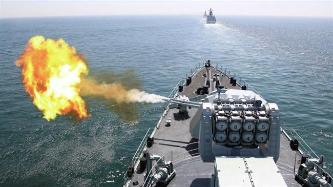 La Chine attaquera l'US Navy