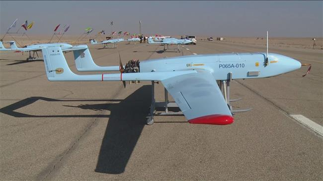 Iranian combat drones put to test in Army wargames