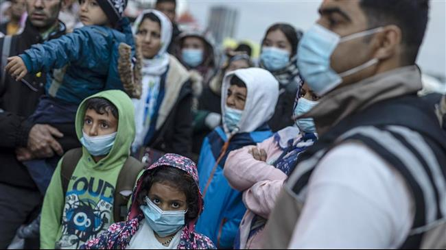 Refugees across Europe struggle during pandemic