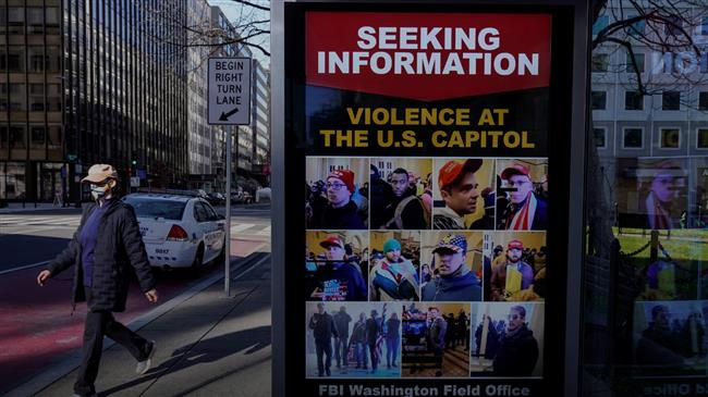 25 domestic terrorism cases opened as result of US Capitol riots