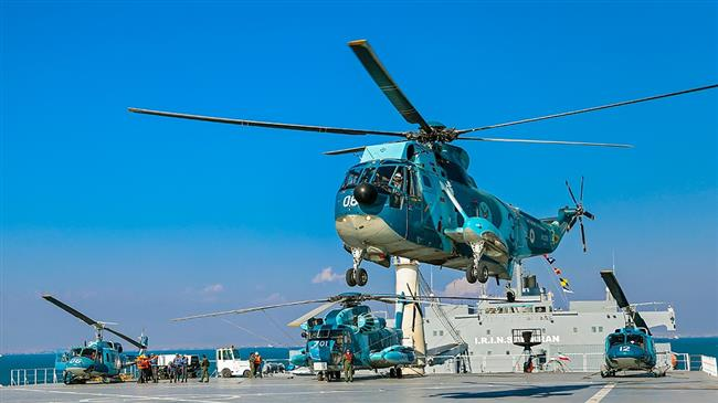 Iran's Navy launches military drills in strategic southern waters
