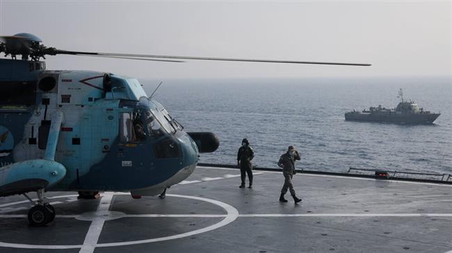 Iran/Chine: la surprise navale anti-US?