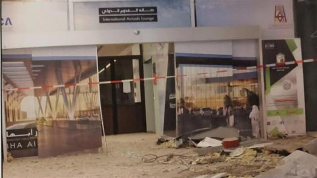Yemeni forces launch fresh drone strikes on two Saudi airports