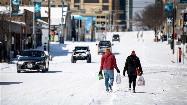 Texas snow storm leaves millions without power