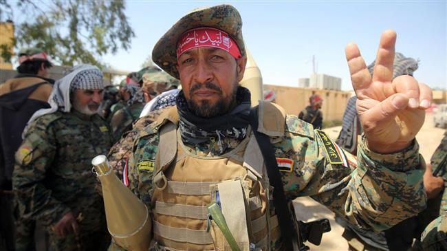 US choppers shadow anti-terror PMU in Iraq's Fallujah: Report