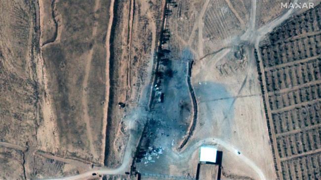'US committed folly by striking Hashd Sha'abi forces on Iraqi-Syrian border'