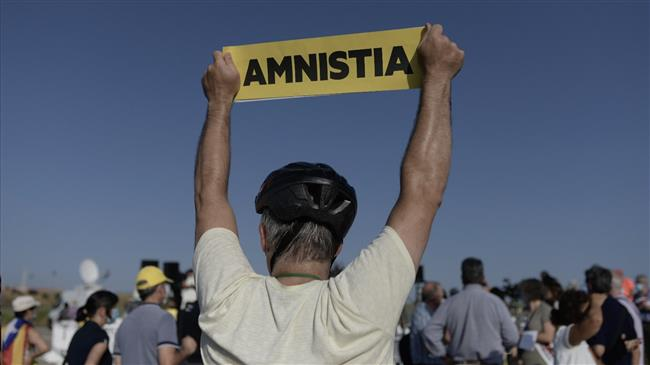 Catalonia separatists push amnesty bill through Spain's Congress