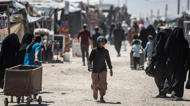'Mossad-affiliated teams active in Syria's US-controlled refugee camp'