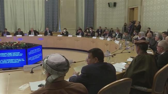 Moscow adopts joint statement following talks on Afghanistan