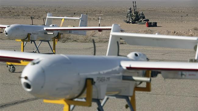 Israël : la Syrie sort ses drones ...
