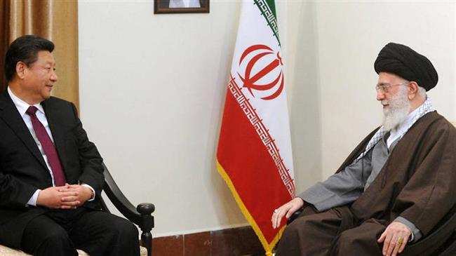 Accord stratégique Chine/Iran, scellé?
