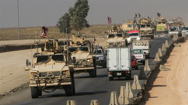 US military smuggles wheat crops from Syria's Hasakah into Iraq: SANA