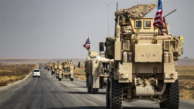 US trucks cross into Iraq with smuggled Syrian wheat: Report
