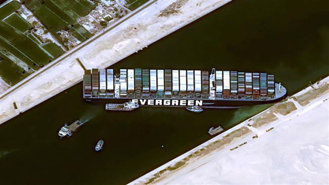 Qui a bloqué le canal de Suez?!