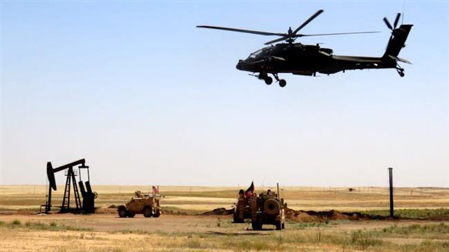 US occupation forces transfer new batch of Daesh terrorists to Syria's Dayr al-Zawr: SANA