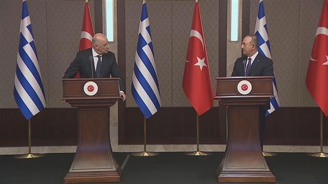 Turkey, Greece trade accusations amid tensions