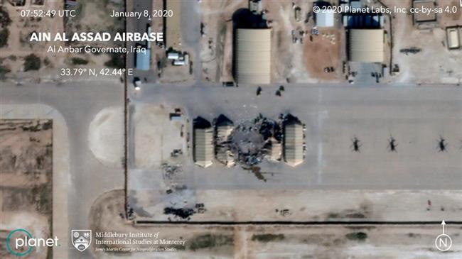 Irak: Aïn al-Asad criblée de drones!