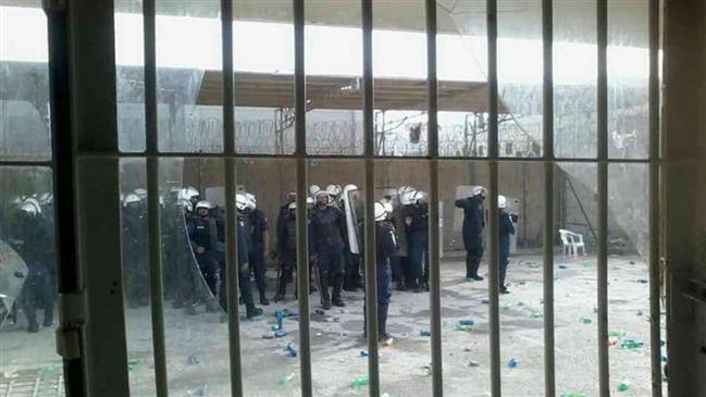 Bahrain regime forces attack political prisoners during Ramadan, injure dozens