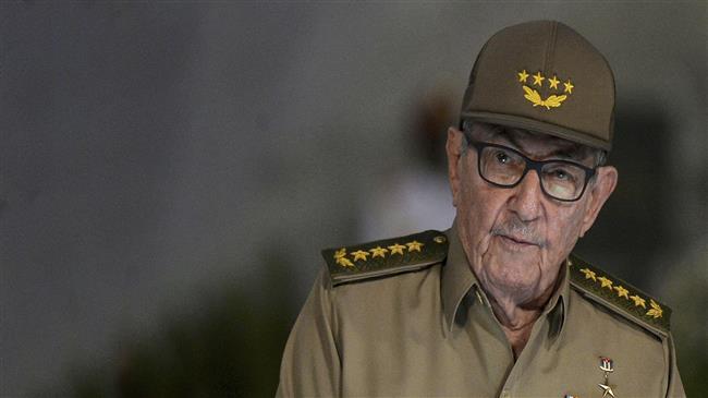 US maintains Cuban blockade in post-Castro era