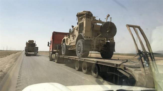 Syrie: l'US Army frappée ...