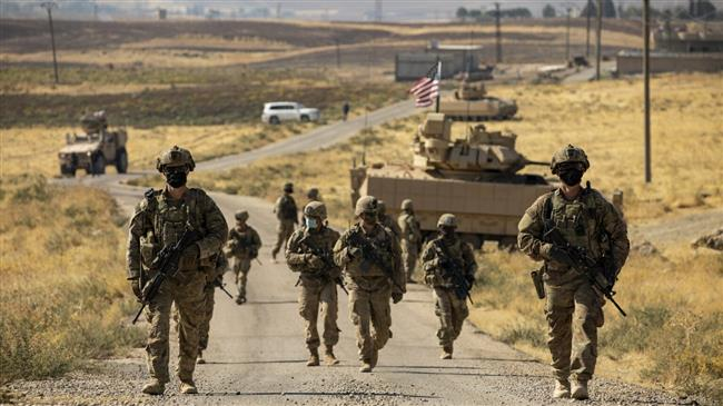 'US occupation forces come under separate attacks in Syria's Dayr al-Zawr'