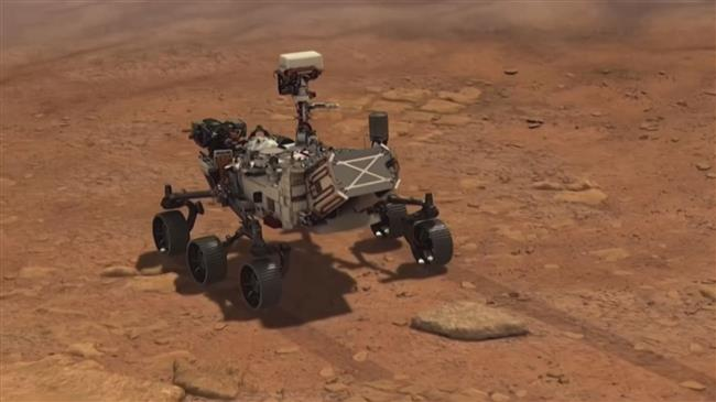 NASA rover extracts first oxygen from Mars