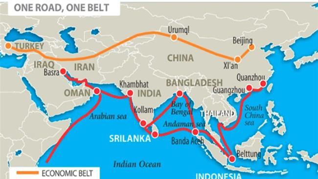 Iran/Chine/Pakistan: les USA, piégés?
