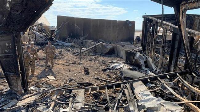 Aéroport de Bagdad: l'US Army frappée
