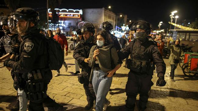 'Israel's repression, settlers' aggressions behind Palestine uprising'